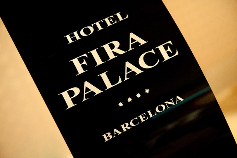 Hotel Fira Palace de Barcelona.