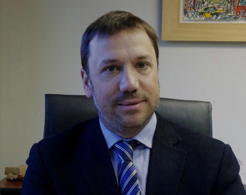 Enrique Escofet, nuevo director del Hotel Fira Palace.