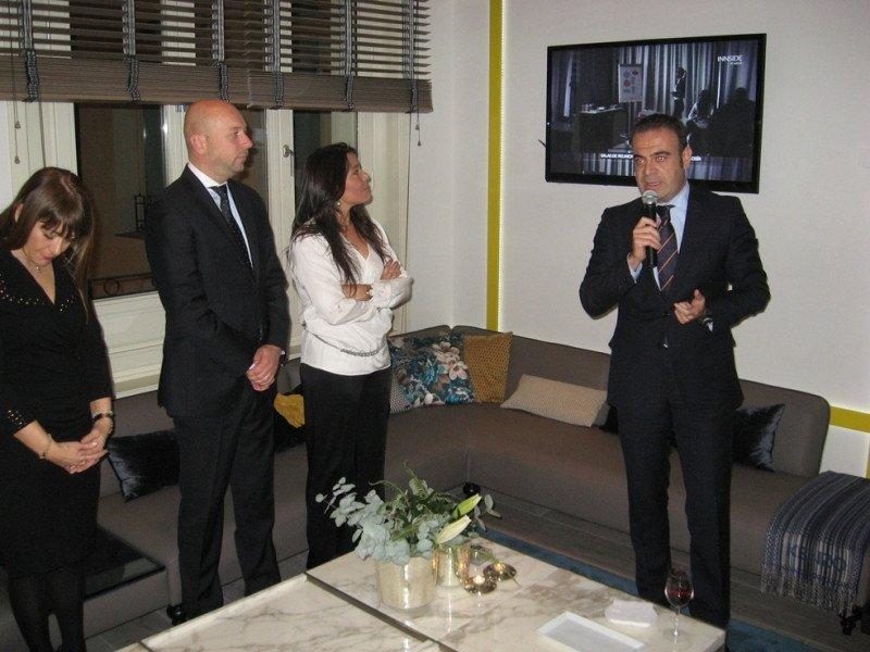Presentación de los hoteles Innside en Madrid.