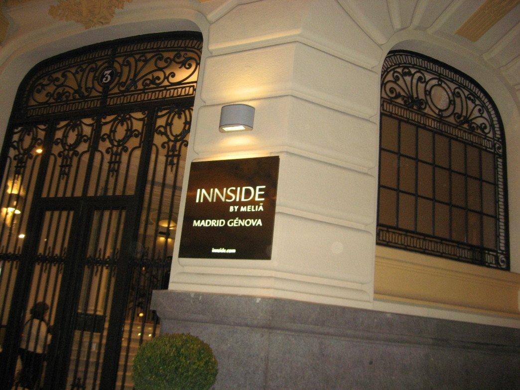 Innside Madrid Génova ya está abierto.