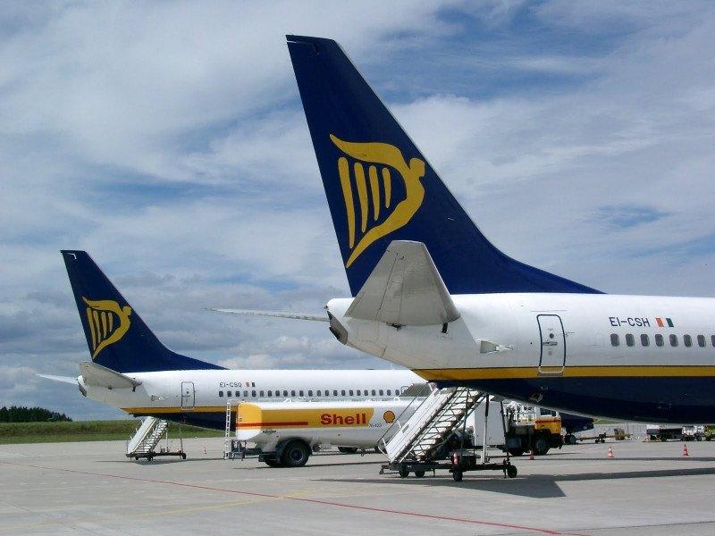 Ryanair, obligado por la justicia a indemnizar a pasajera afectada por el caos de las cenizas volcánicas