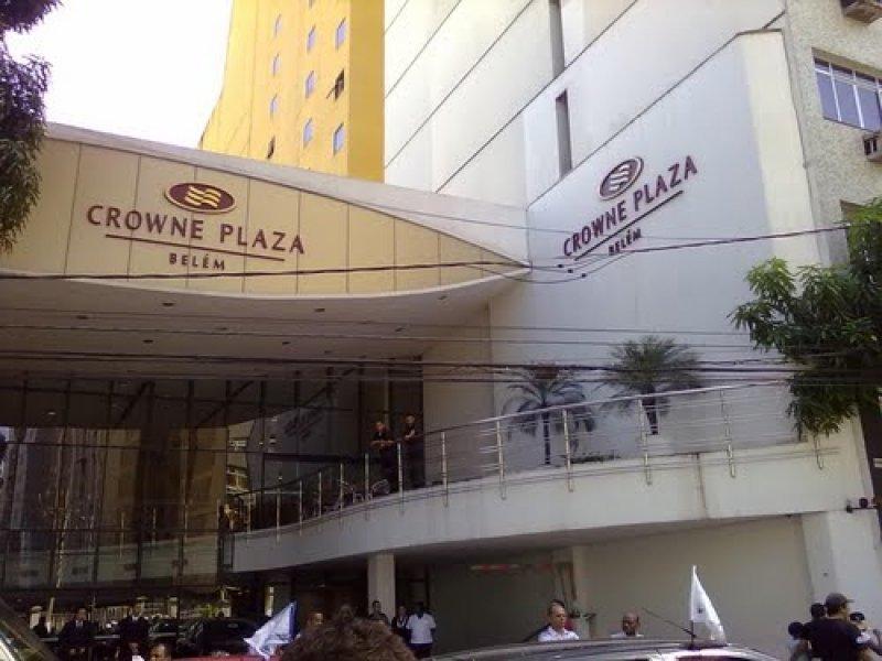 El Crowne Plaza Belém, en Pará, uno de los últimos hoteles que fue certificado con 5 estrellas