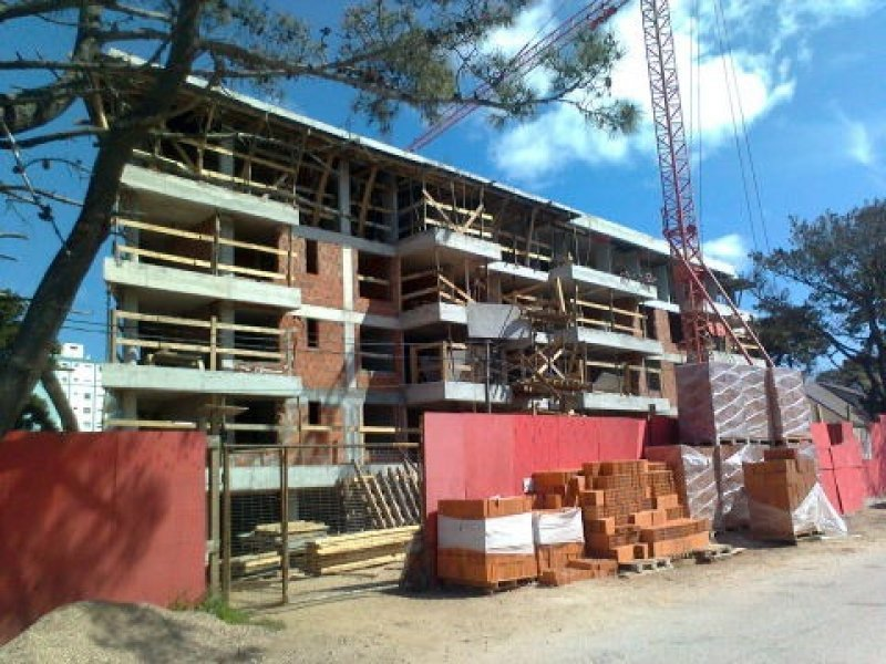 El costo de la construcción está en US$ 2.000 el metro cuadrado para edificios de apartamentos
