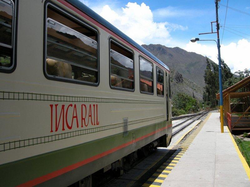 La empresa llevará el nombre Inca Rail y utilizará la marca 'Machu Picchu Train'.