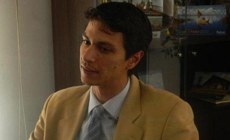 Marko Machicao, viceministro de Turismo.