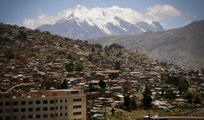 Bolivia recibió un millón de turistas extranjeros en 2012