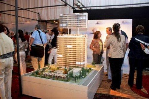 El salón inmobiliario reúne unos 900.000 metros cuadrados de desarrollos inmobilarios