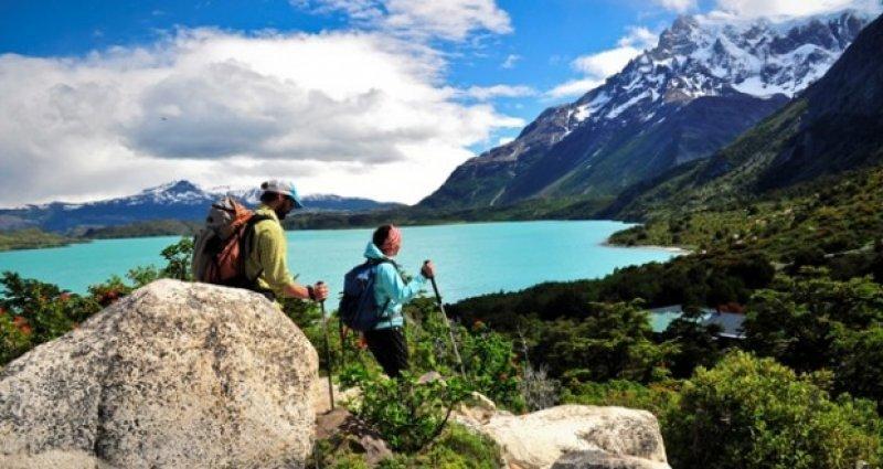 El total acumulado de turistas extranjeros fue de  3.108.868.