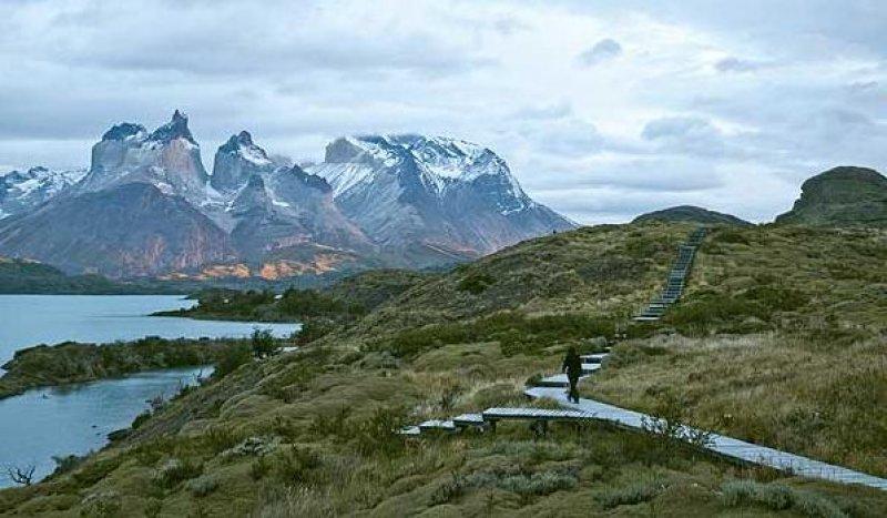 """Chile busca posicionarse como """"potencia turística"""" en 2020."""