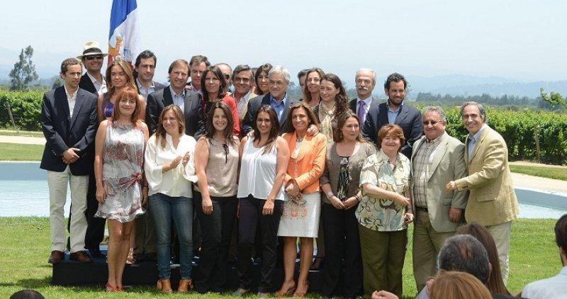 Lanzamiento de la Estrategia Nacional de Turismo 2012-2020.