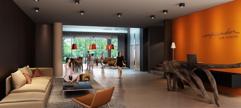 El Esplendor Asunción hotel boutique contará con 220 habitaciones.
