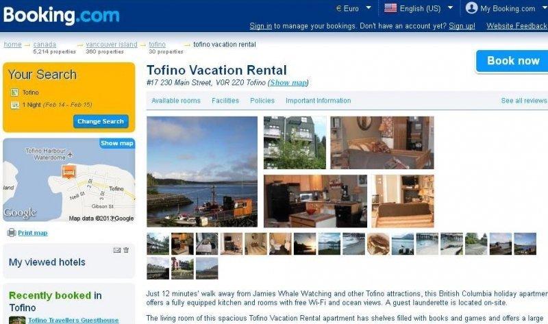 Booking.com entra al mercado de los alquileres
