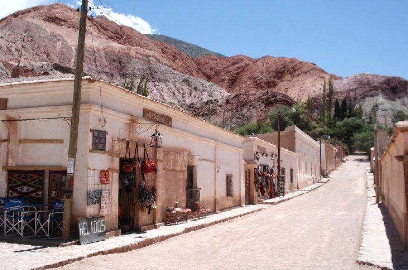 La región de la Quebrada fue uno de los destinos más visitados.
