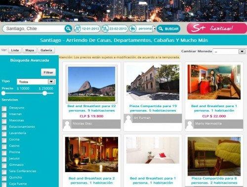 Sinbad travel expandirá sus alquileres online por Latinoamérica.