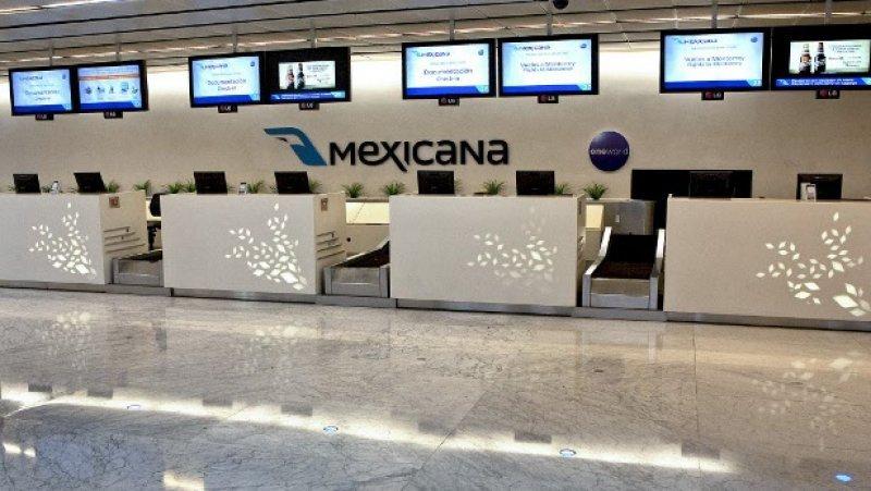 La aerolínea dejó de volar en agosto de 2010 y el año pasado tenía una deuda de US$ 800 millones