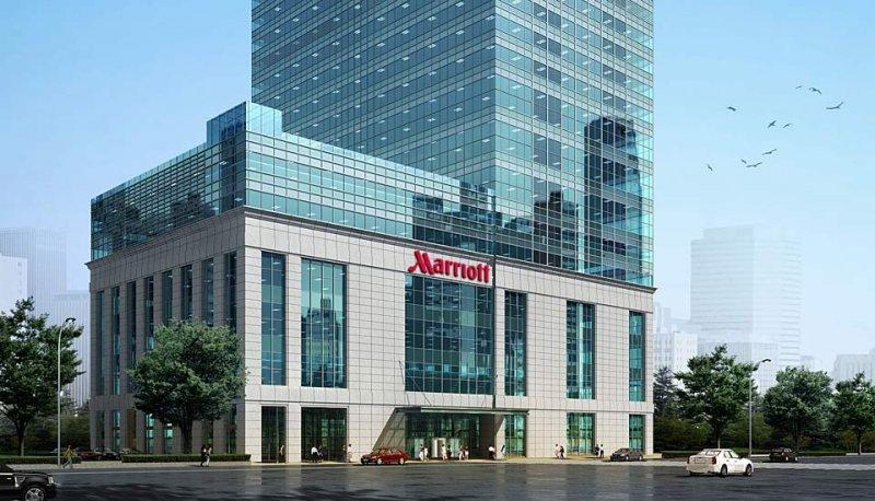 Marriott continúa su expansión en China con nuevo hotel en Shanghai.