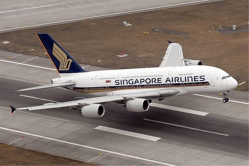 Singapore Airlines fue la primera compañía en utilizar el A380
