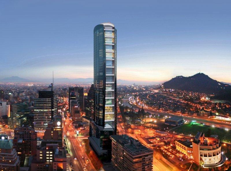 Santiago de Chile, destino elegido por turistas de negocios.