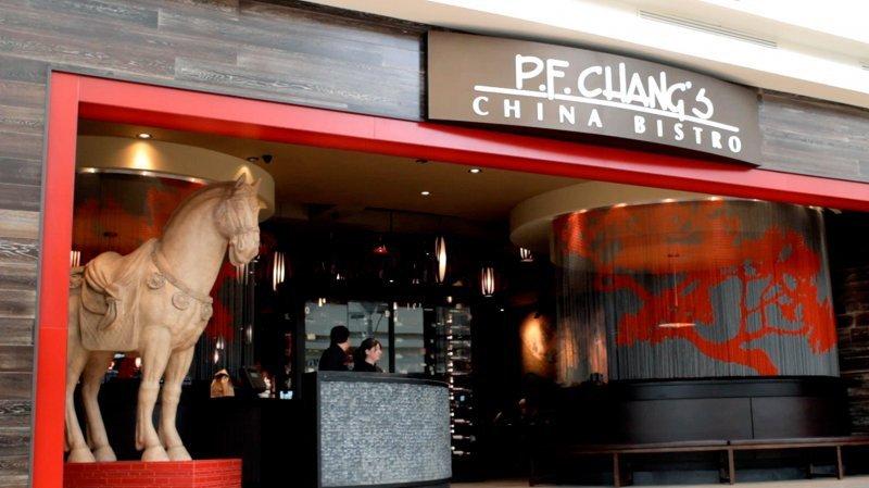 PF Chang's Cuernavaca.