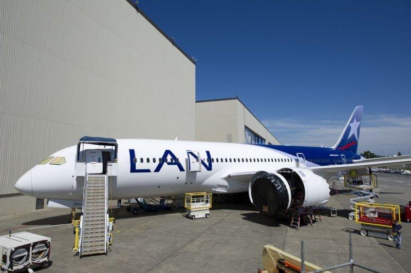 Lan Chile suspende vuelos de sus Boeing 'Dreamliner'.