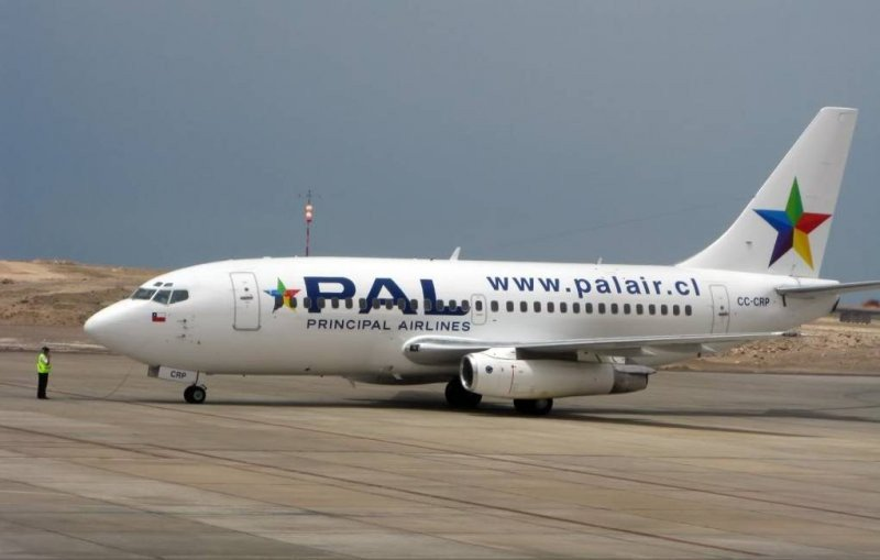 La aerolínea chilena Pal abre ruta directa hacia Varadero