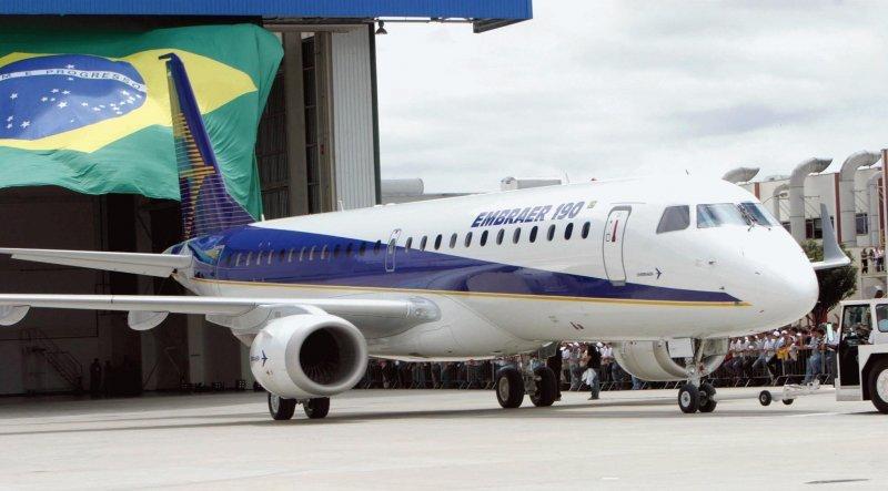 Embraer, una de las 100 empresas más importantes.