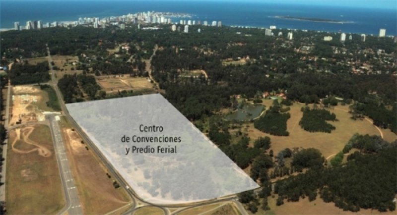 Centro de Convenciones de Punta del Este: sin ofertas de licitación
