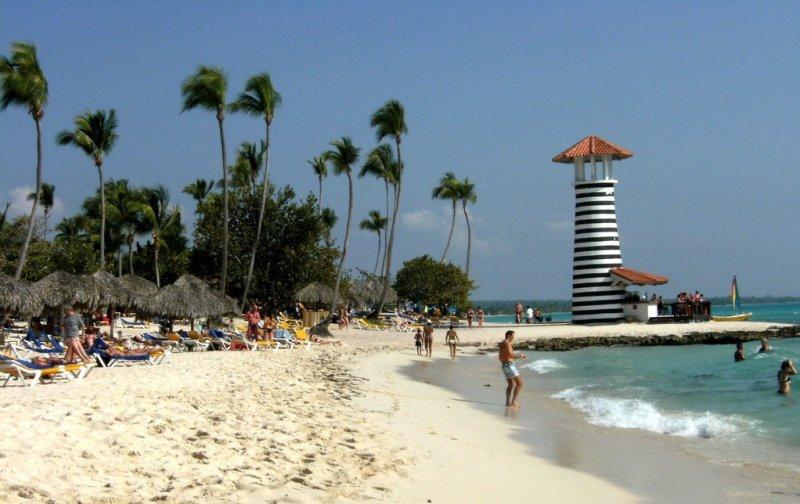 Turismo en República Dominicana creció un 6% en 2012.