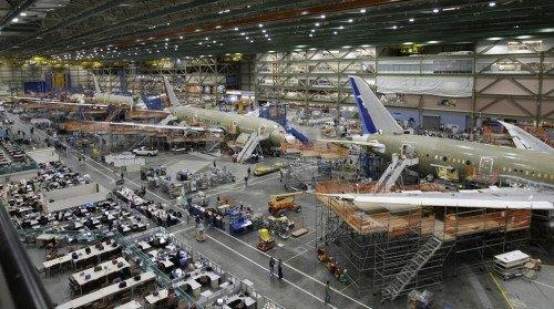 Boeing logró acuerdos por US$ 145.055 millones.