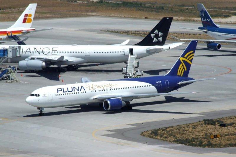 """Agentes de viajes de Uruguay piden una """"política aeronáutica atractiva y severa""""."""