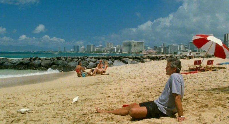A partir de 'Los descendientes', Hawai aumentó sus reservas hoteleras en un 200%.