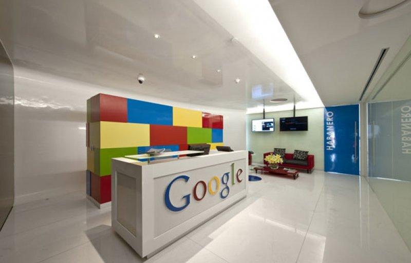 Google obtuvo facturación record en 2012 y gana un 10,2% más.