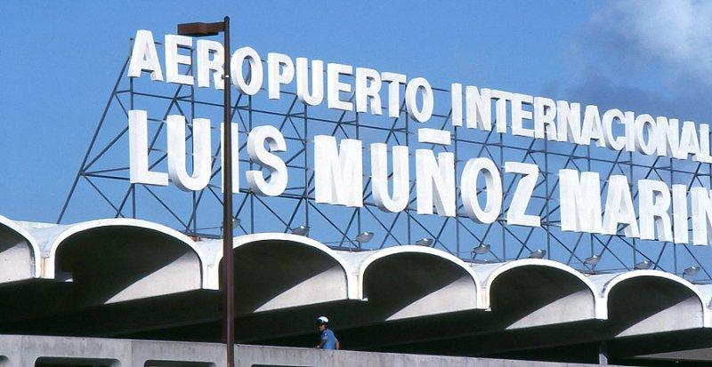 Aeropuerto Internacional Luis Muñoz Marín, San Juan (Puerto Rico).
