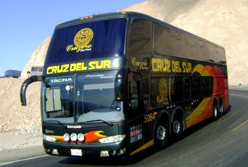 Empresa peruana Cruz del Sur amplia sus servicios por Sudamérica.