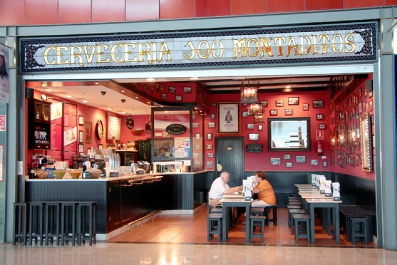 Cervecería 100 Montaditos abre su segundo local en Bogotá.