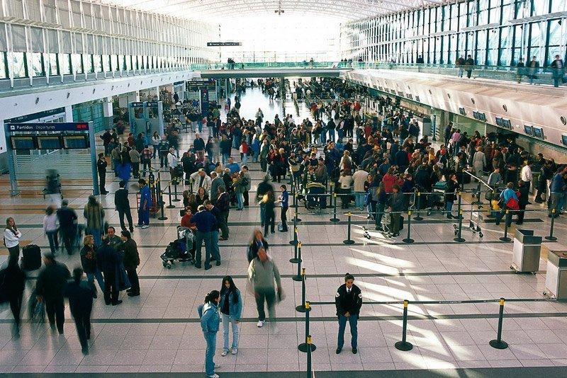 Crece un 8,9% el tráfico de pasajeros en Aeropuertos Argentinos.