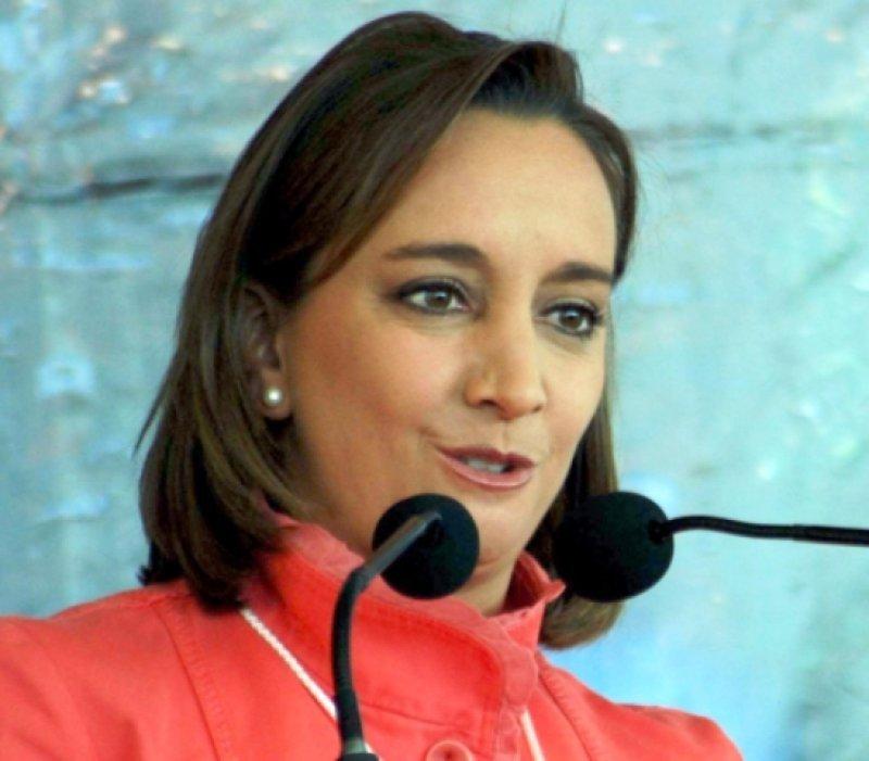 La ministra mexicana mantendrá reuniones con representantes de empresas líderes en el sector turismo