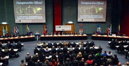 Reunión de CIMET inaugura FITUR 2013
