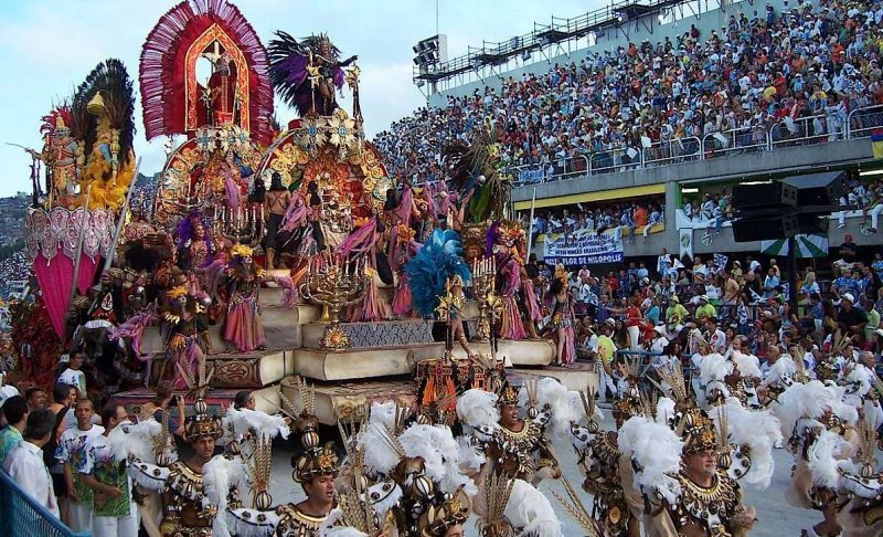 Carnaval de Brasil tendrá un impacto económico superior a los US$ 2800 millones.