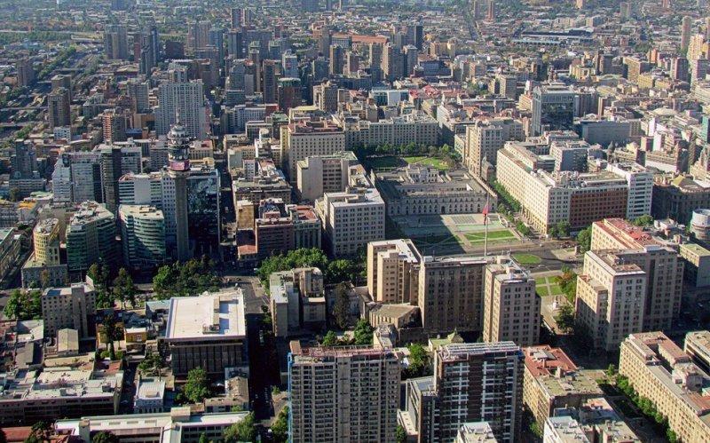 Ventas inmobiliarias crecen un 23% en Santiago de Chile