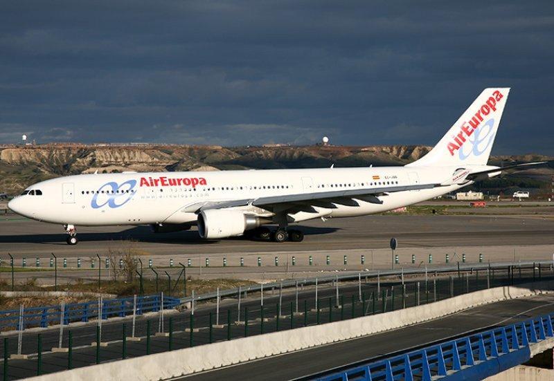 La aerolínea española cubrirá la ruta con aviones Airbus A330-200 con capacidad para 299 pasajeros