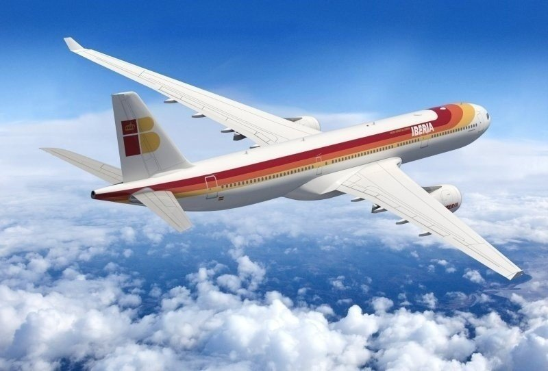"""Despega la """"nueva Iberia"""" con la llegada de sus Airbus A330"""