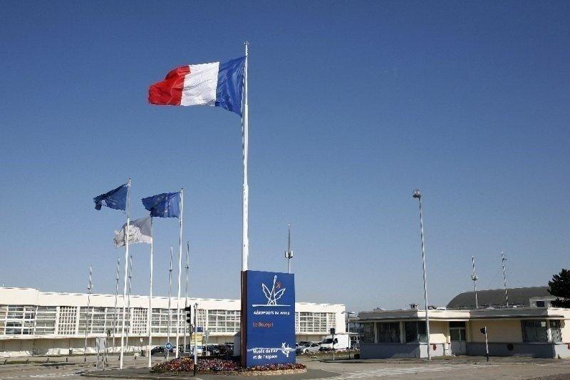 Aeropuerto Paris-Le Bourget, uno de los puntos de salida de los turistas franceses. Foto: Aéroports de Paris - Delaporte, David