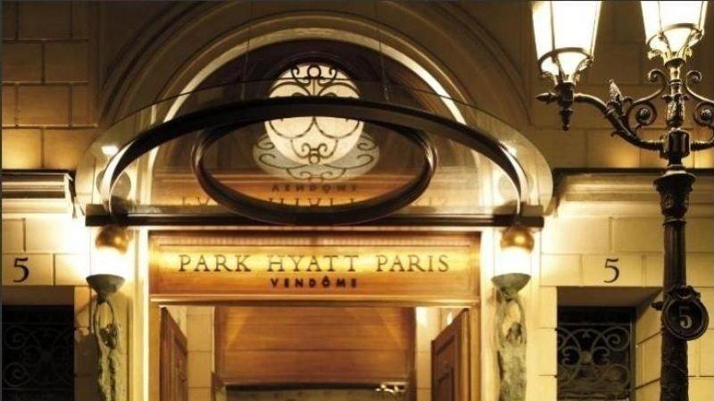 Park Hyatt Paris Vendome es uno de los tres hoteles que posee la cadena ya en Francia.