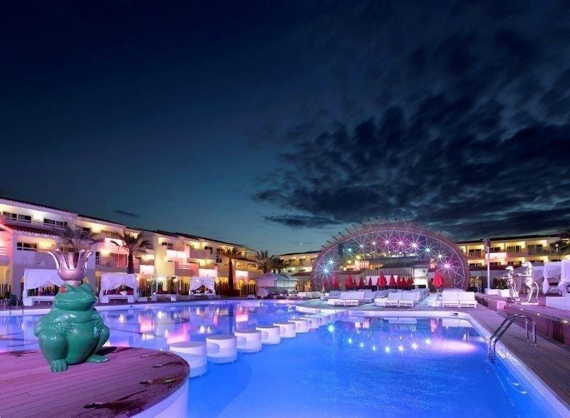 La compañía destaca que Ushuaïa será una buena apuesta para saltar al continente americano. En la imagen: Ushuaïa Beach Hotel.