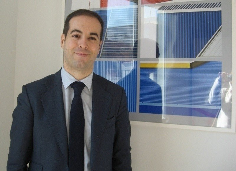 Felipe Mendieta, consejero delegado de la nueva cadena One Shot Hotels.