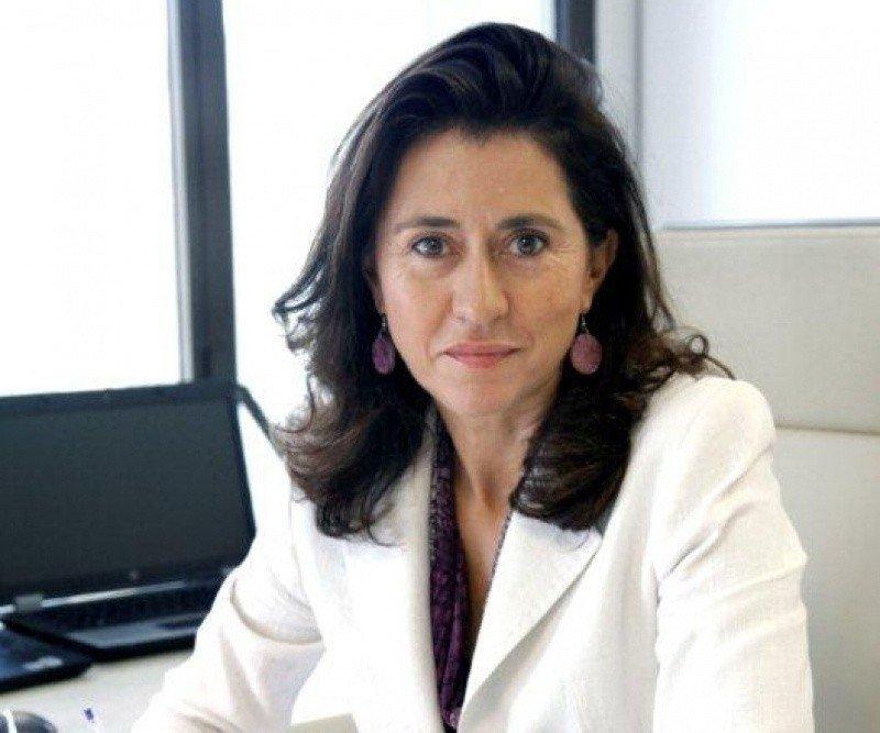 Ángeles Alarcó, presidenta de Paradores de Turismo.