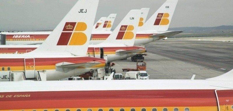 Convocan 15 días de huelga en Iberia que se cumplirán en tres tandas de cinco jornadas consecutivas, entre febrero y marzo.