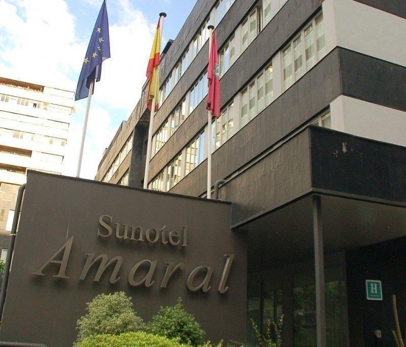 Sunotel Amaral en Madrid.