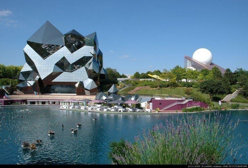 Futuroscope ha invertido este año 8,5 millones de euros en la renovación de sus atracciones. Foto: © JL AUDY/D LAMING.